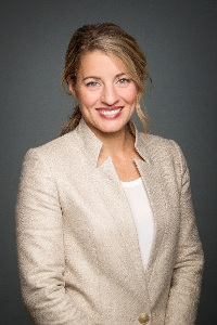 L'honorable Mélanie Joly