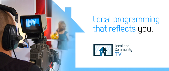 Do local and community TV matter to you? Have your say!