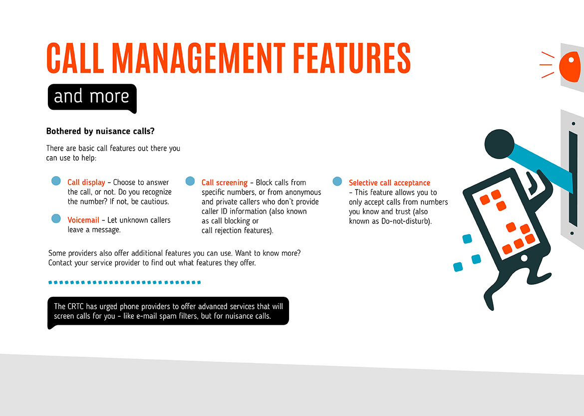 Call Management Features