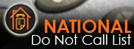 Register for the National Do Not Call List