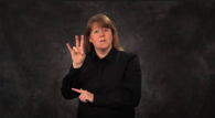 Notice of Consultation 2013-155 in American Sign Language